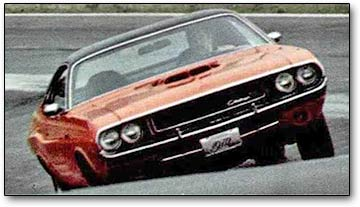 dodge challenger the hot 1970 1974 muscle cars. Black Bedroom Furniture Sets. Home Design Ideas