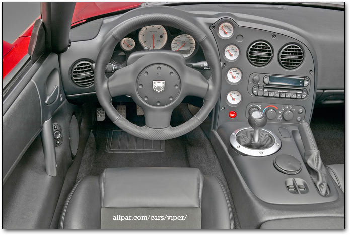 2008-2010 Dodge Viper - car information and specifications