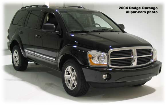 2004 dodge durango truck. Black Bedroom Furniture Sets. Home Design Ideas