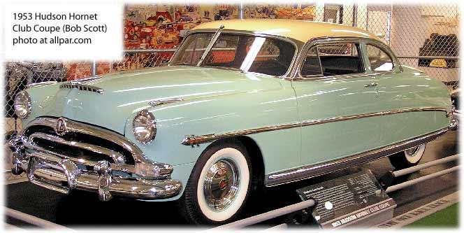 <b>Hudson Hornet</b>, 1953
