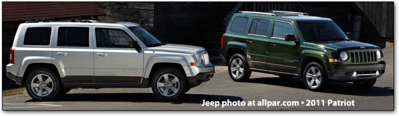 2011 Jeep Patriot Lift Kit. 2011 Jeep Patriot photos