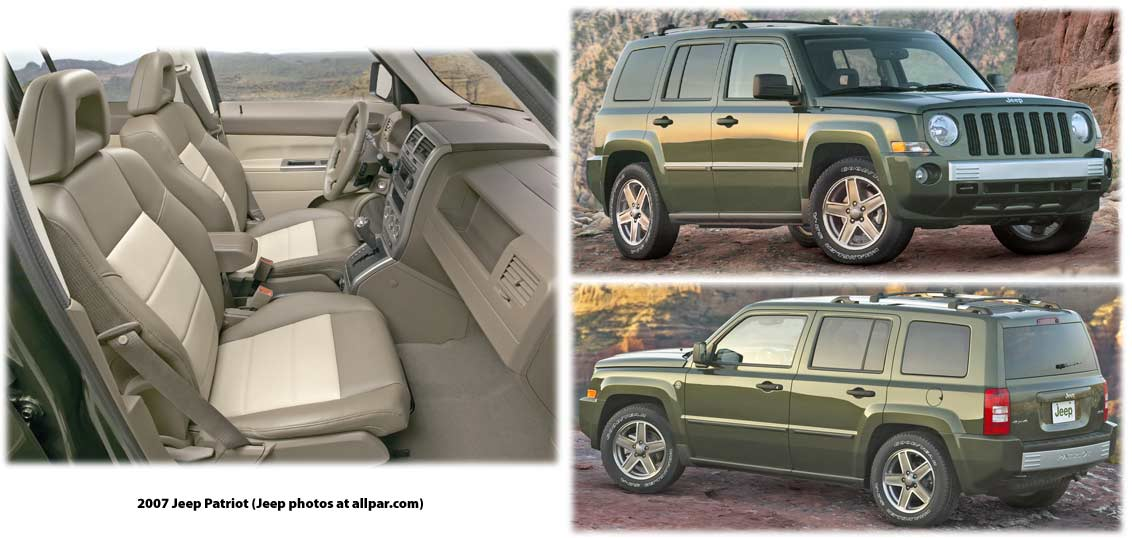jeep patriot pictures