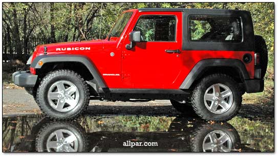 jeep rubicon car reviews