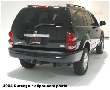 2004 2009 dodge durango adding power features and reliability at a price. Black Bedroom Furniture Sets. Home Design Ideas