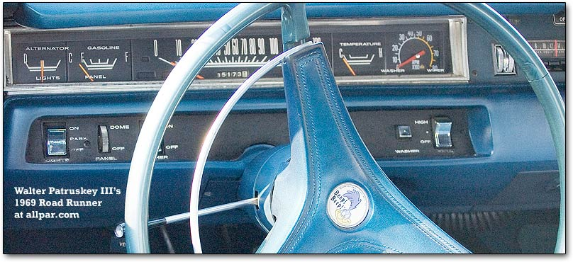 road runner gauges
