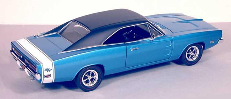 1969 Dodge Charger Model Car
