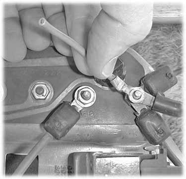vintage chrysler electrical repairs and updates. Black Bedroom Furniture Sets. Home Design Ideas