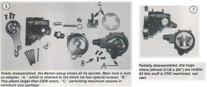 more Mopar big block oil pump photos