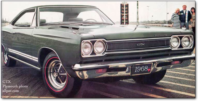 Road Runner Auto Sales >> 1967-1974 Plymouth GTX cars