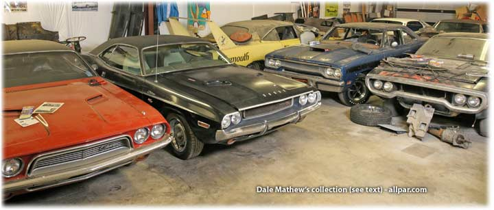 various road runner cars