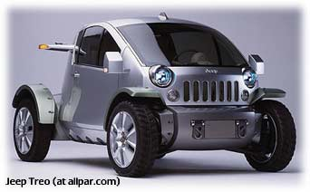 chrysler photo of jeep treo