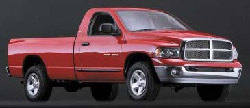 Front-side picture of 2002 Dodge Ram 1500 - dodge trucks