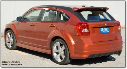 Dodge Caliber SRT4. Posted on July 17th, 2009 • by DaveAdmin
