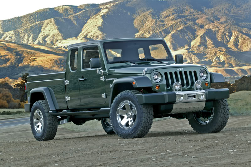Jeep Gladiator Concept