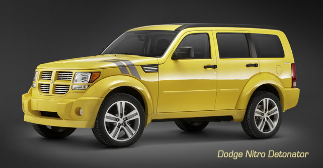 Dodge Nitro Detonator