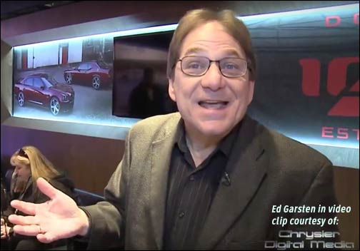 ed garsten of chrysler (FCA)