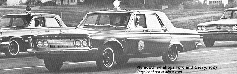 Plymouth 1963
