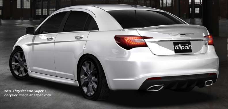 5w20 Vs 5w30 >> The 2011-2014 Chrysler 200 cars: affordable luxury with ...