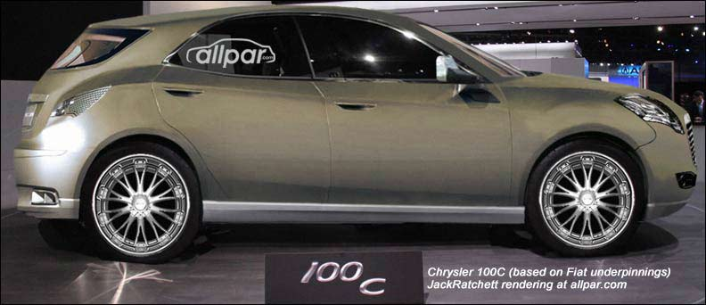chrysler 100c