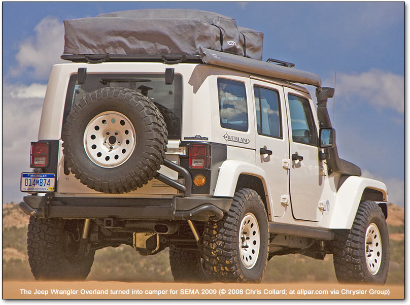 Second Generation 2007 Jeep Wrangler Unlimited