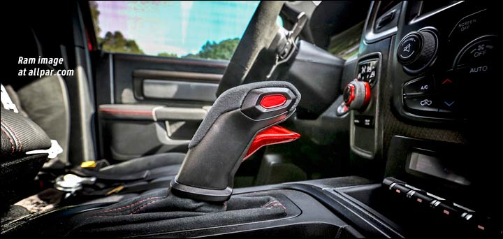 offroad shifter