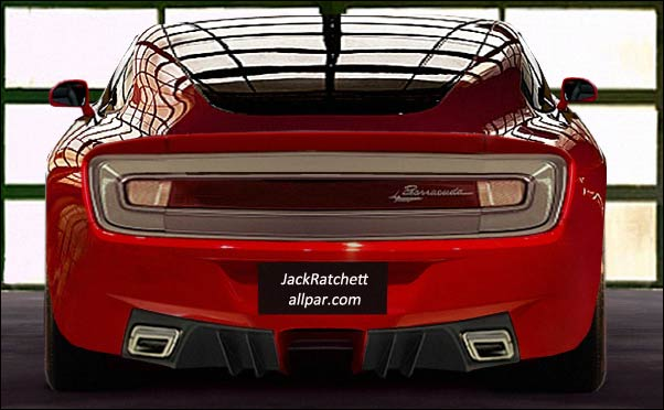 2016 Dodge Barracuda / Avenger: rumored midsize, rear-drive muscle car