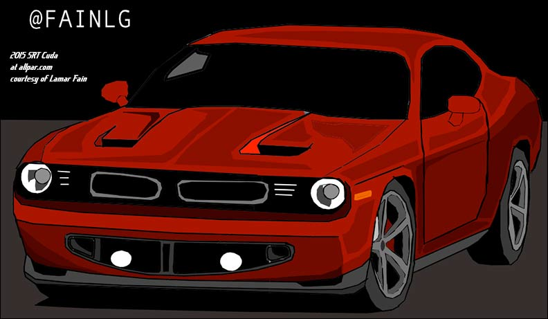 camaros competition 2015 monte carlo forum monte carlo enthusiast forums - Dodge Barracuda 2015