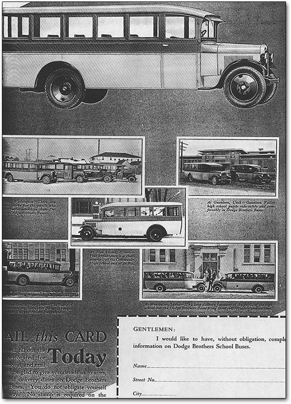 dodge buses
