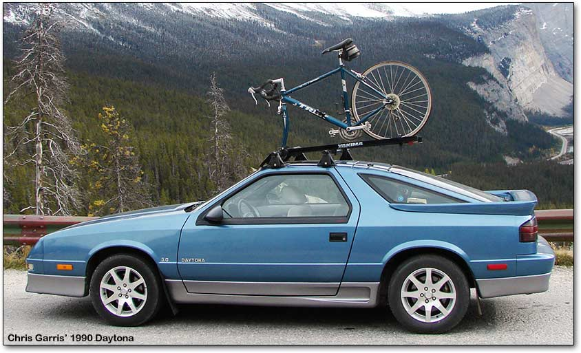 Dodge Daytona And Chrysler Laser Chronology Of Changes And Features