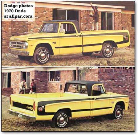 dodge dude pickups