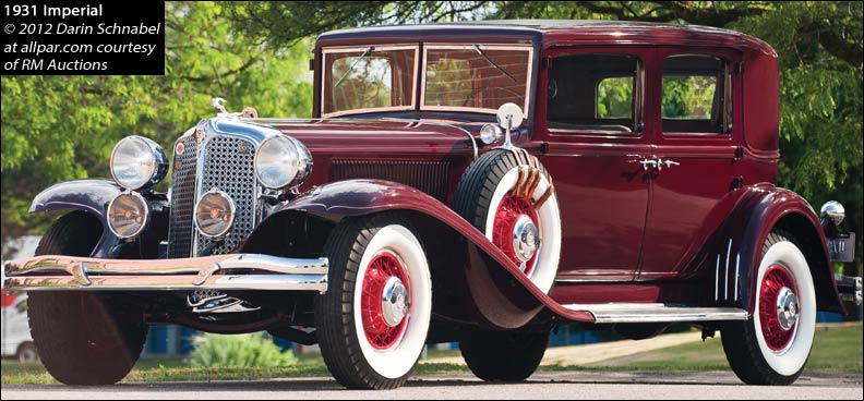 1931 Imperial