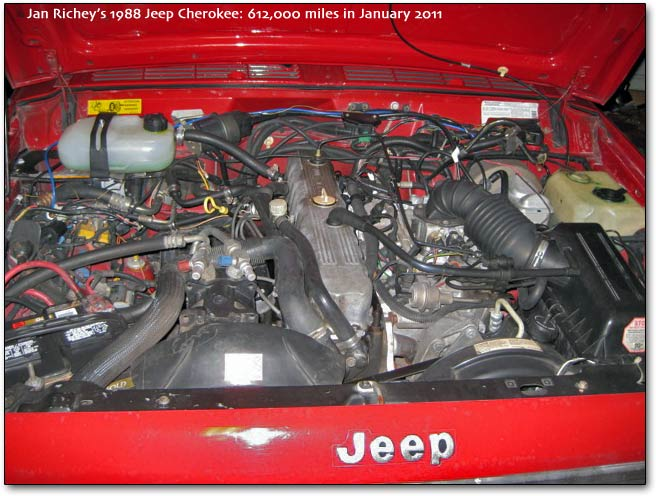 Jeep I-6 engine