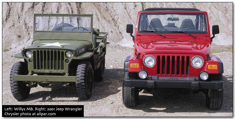 Jeep MA And MB  Military Jeeps     A 49 Day Miracle  Well Worth The