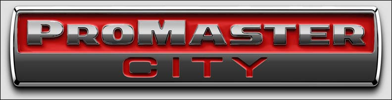 promaster city badge