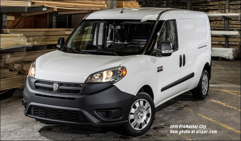 2015 promaster in lumber yard