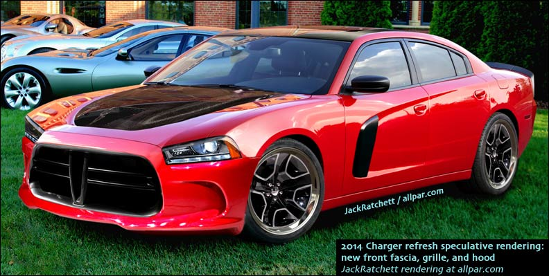 2015 Dodge Charger Car