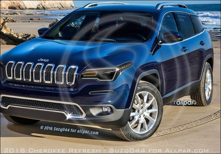 News Is This The 2018 Cherokee