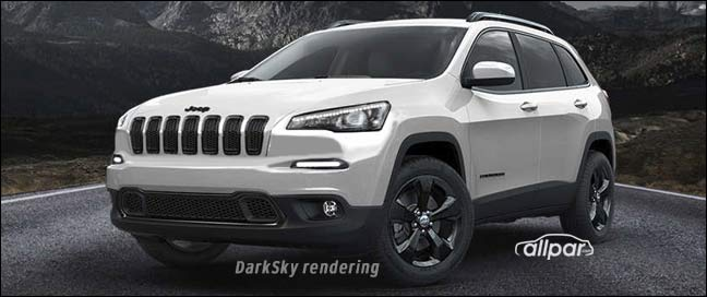 2018 jeep cherokee. modren cherokee kl update and 2018 jeep cherokee h