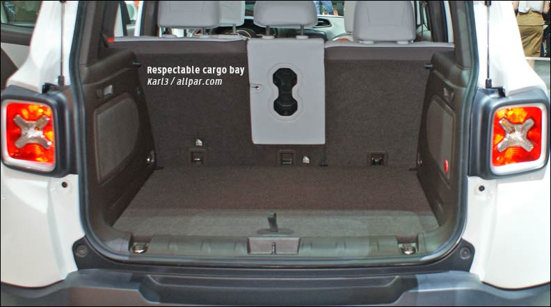 Jeep Renegade Interior Dimensions Www Indiepedia Org