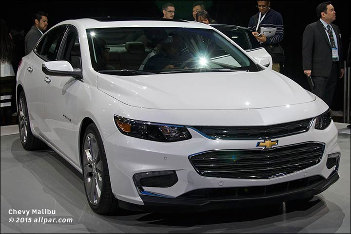 2015 Chevy Malibu And Chrysler 200 Comparison | Autos Post