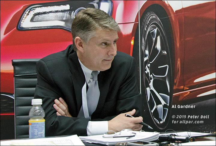 Al Gardner, Chrysler CEO