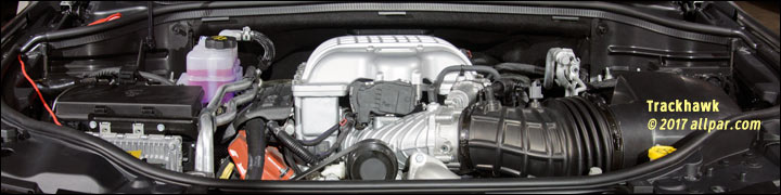 hellcat engine in jeep grand cherokee