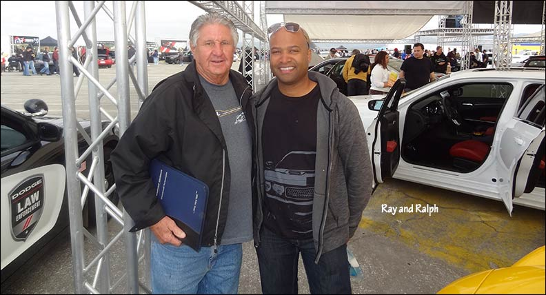 ray alexander and ralph gilles