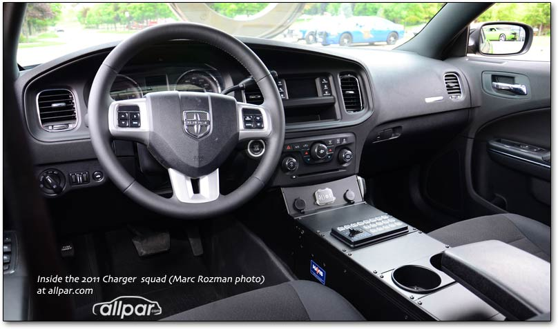 Dodge Charger Police Car Interior Marcpous