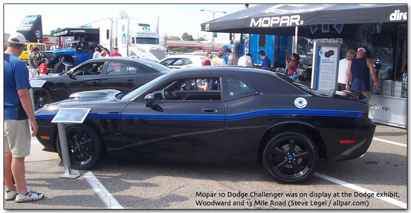 Dodge exhibit