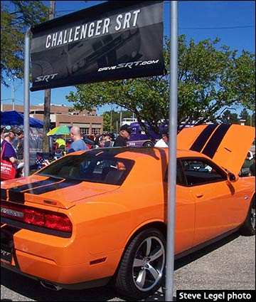 dodge display