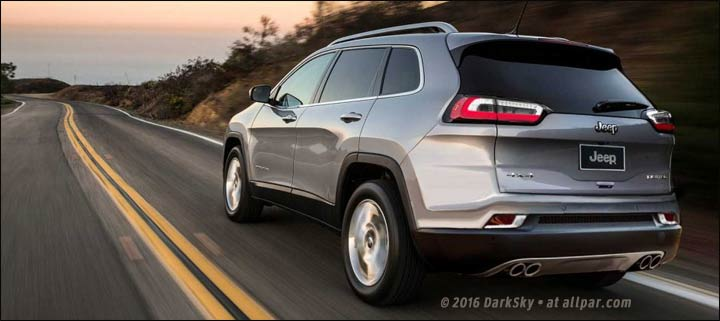 2018 jeep kl. interesting jeep 2018 kl cherokee rendering do you have renderings think the world  should see send them in on jeep kl l