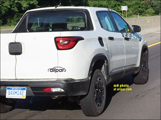 News Jeep Or Toro Pickup In The Usa