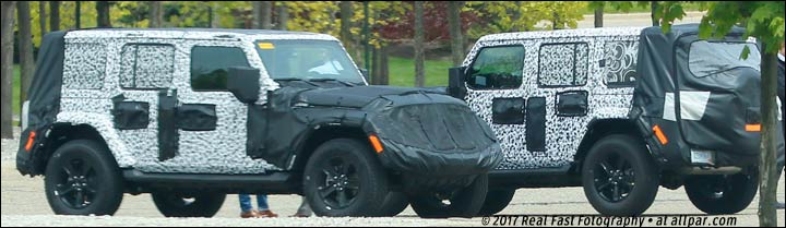 2018 Jeep Wrangler JL (two)