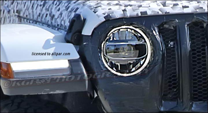 News: What we can see: two-door Wrangler JL soft-top